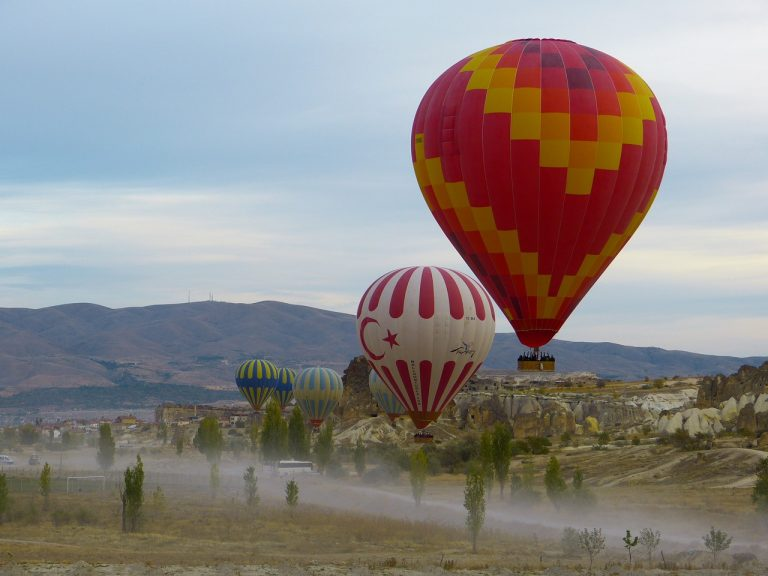 Revelion 2021 in Cappadocia, Ankara, Istanbul - calatorie in labirinturile din regiunea cailor frumosi