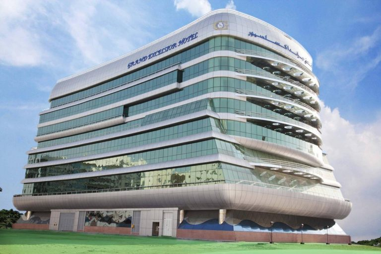 Toamna in Dubai - Grand Excelsior Hotel Al Barsha 4*