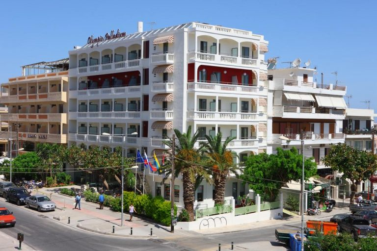 Early booking vara 2020 Creta (Heraklion) - Olympic Palladium Hotel 3*
