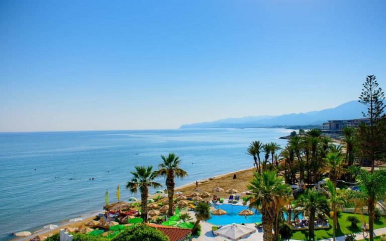 Early booking vara 2020 Creta (Heraklion) - Zephyros Beach Hotel 4*