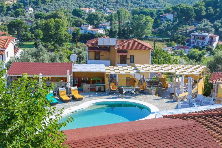 Early Booking vara 2021 Skiathos - Skiathos Island Suites 4*