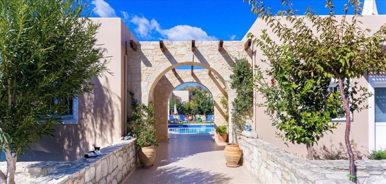 Early booking vara 2020 Creta (Chania) - Azure Beach Nopigia Resort 4*