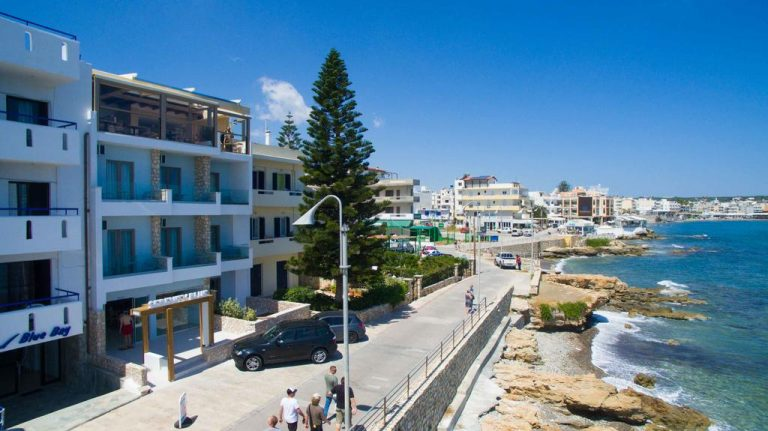 Early booking vara 2020 Creta (Heraklion) - Serenity Blue Hotel 4*