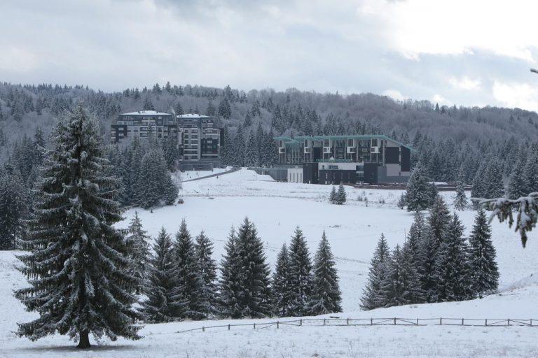 La ski in Romania - Silver Mountain Resort 3*