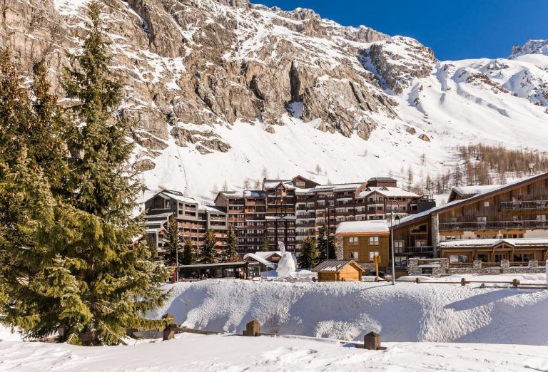 La ski in Franta - Résidence Les Balcons De Bellevarde 4*