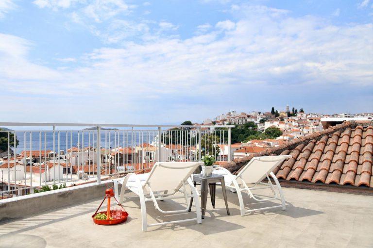 Early Booking vara 2021 Skiathos - Design Architectonika Hotel 3*