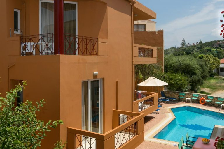 Early booking vara 2020 Creta (Chania) - Elotia Hotel 3*