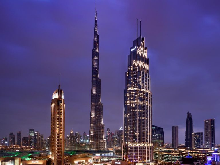 Address Boulevard Hotel Dubai 5*