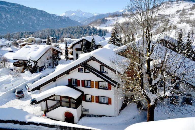 La ski in Elvetia - Bellaval Hotel 3*