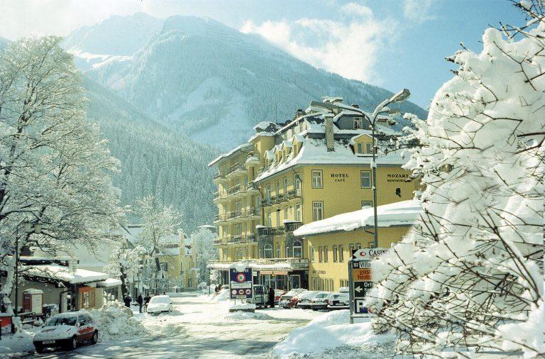 La ski in Austria - Mozart Hotel 3*