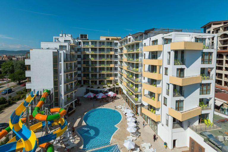 Paste 2020 in Sunny Beach - Best Western Premium Inn Hotel 4*