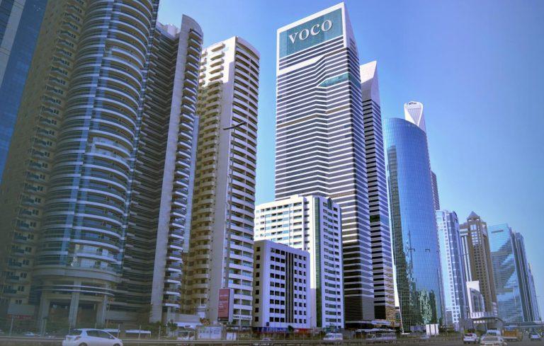 Voco Dubai Hotel 5* (ex. Nassima Royal Hotel)