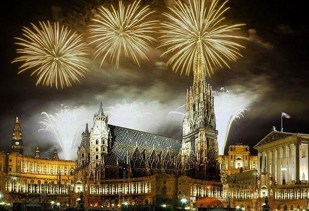 Revelion 2020 la Viena