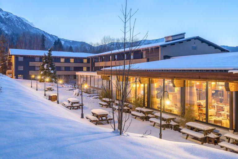 La ski in Franta - Mercure Chamonix Les Bossons 4*