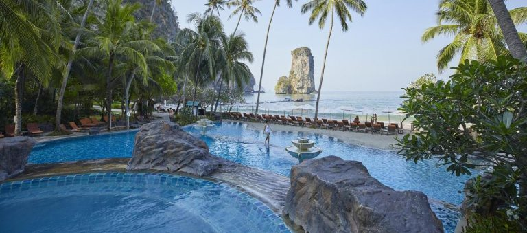 Luna de miere in Thailanda - Centara Grand Beach Resort & Villas Krabi 5*