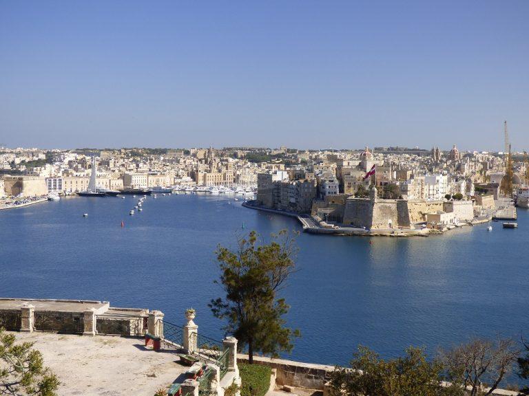 Revelion 2020 in Malta, insula Cavalerilor Ioaniti