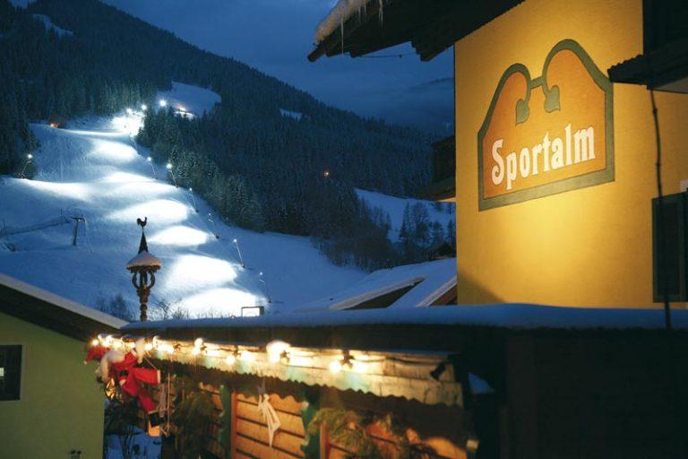 La ski in Austria - Sportalm Hotel 3*