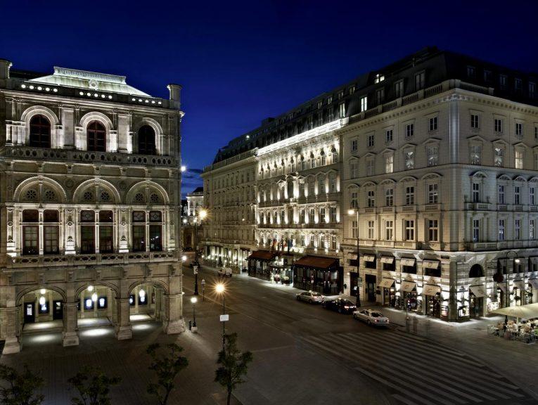 Sacher Wien Hotel 5*