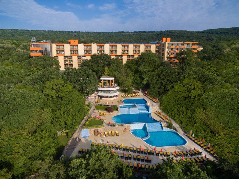 Balul de absolvire 2020 in Golden Sands - Sunrise Hotel 4*