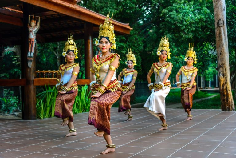 Angkor Village Resort & Spa 5* Cambodgia