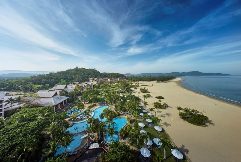 Shangri-La's Rasa Ria Resort & Spa 5*