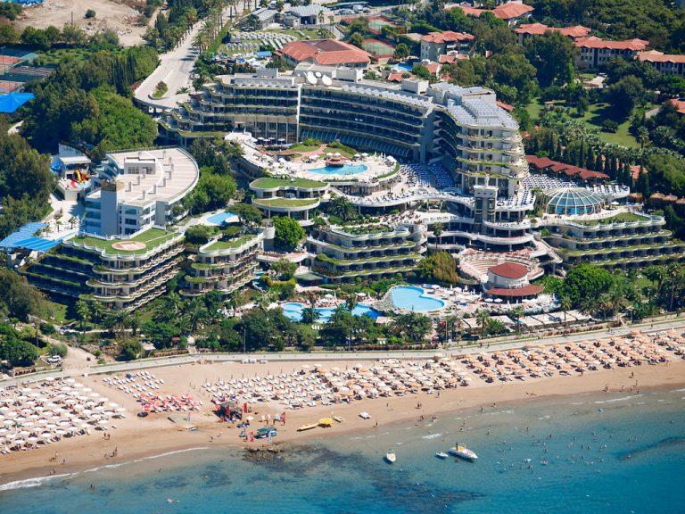 Last Minute Revelion 2020 Antalya - Crystal Sunrise Queen Luxury Resort & Spa 5*