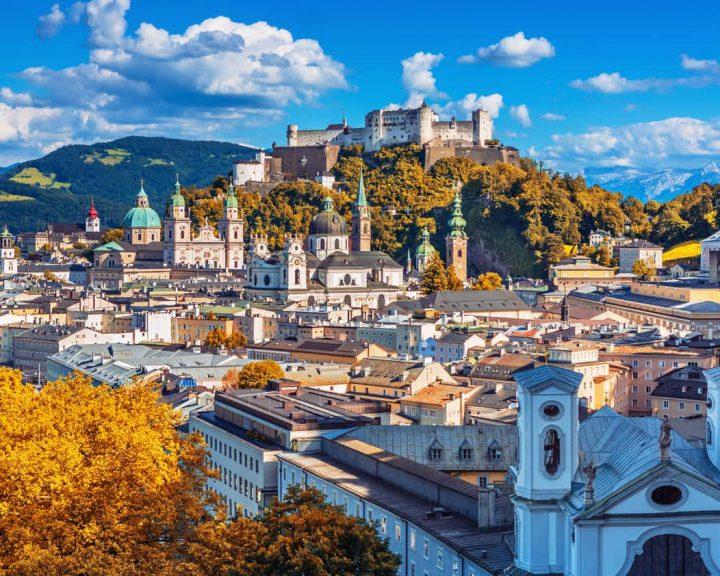 Oferta de iarna de la Lufthansa: bilet avion Bucuresti - Salzburg