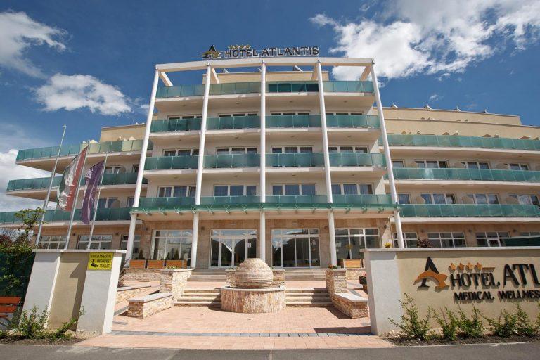 Baile termale din Ungaria - Atlantis Hotel 4* Superior, Hajduszoboszlo
