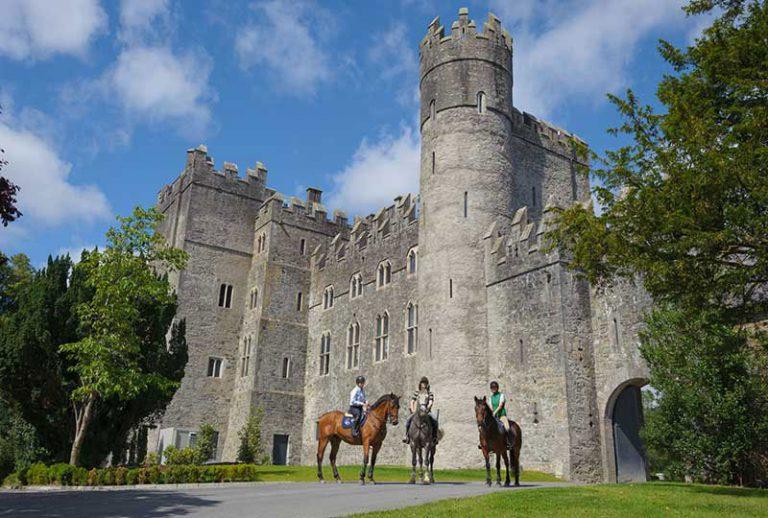 Kilkea Castle 4*