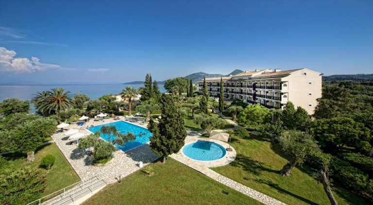 Early Booking vara 2020 Corfu - Delfinia Hotel 4*