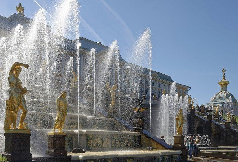 Rusia - Nopti albe (Moscova - St. Petersburg )