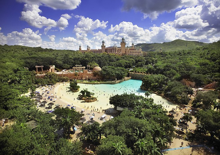 The Palace of the Lost City at Sun City Resort 5*
