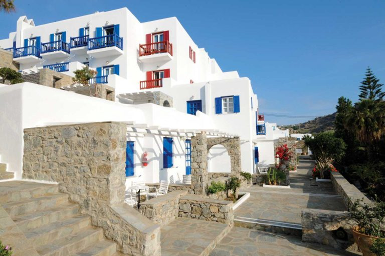 Early Booking vara 2020 Mykonos - Kamari Hotel 3*