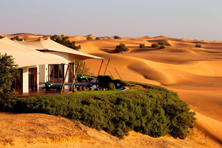 Al Maha, a Luxury Collection Desert Resort & Spa, Dubai 5,5*