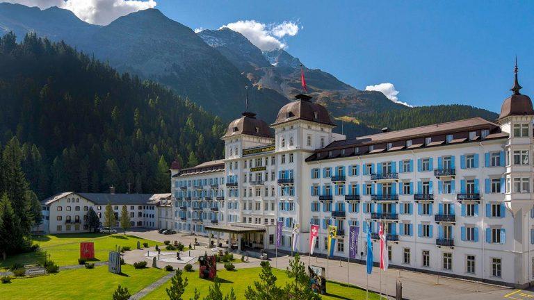 Kempinski Grand Hotel Des Bains St. Moritz 5*