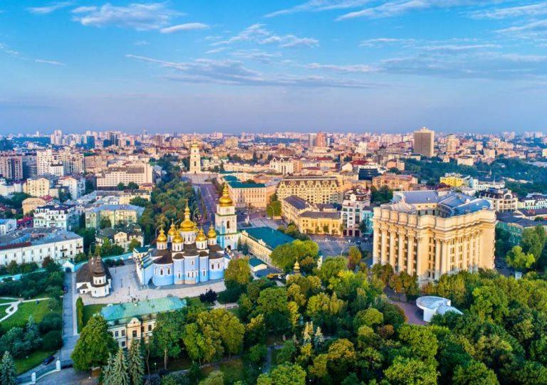 Oferta Fly Fest de la Turkish Airlines: bilet avion Bucuresti - Kiev