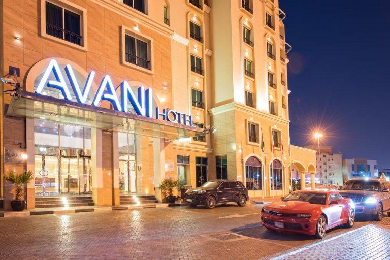 Toamna in Dubai - Avani Deira Dubai Hotel 5*