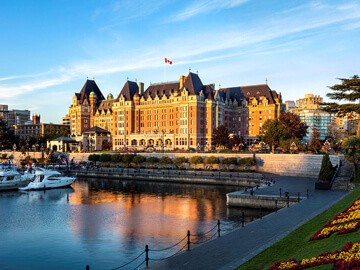 The Fairmont Empress Hotel 5*