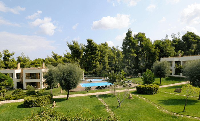 Polyastron Place Hotel & Spa 4*