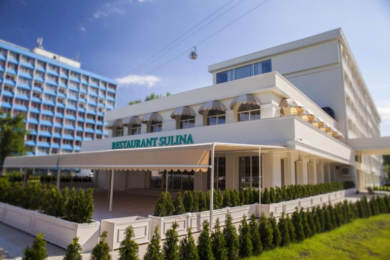 Sulina International Hotel Mamaia 4*