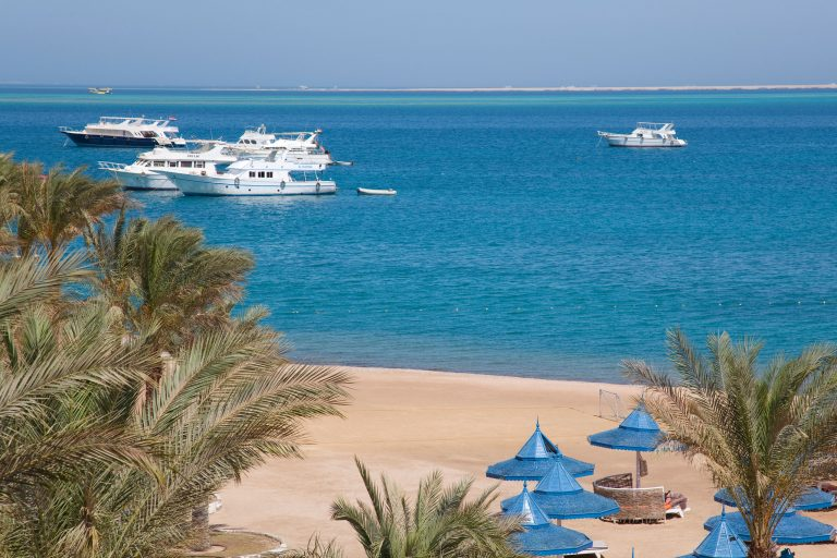 Oferta speciala octombrie: Hurghada cu plecare din Cluj-Napoca - The Grand Hotel 4*
