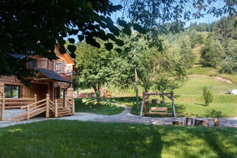 O saptamana de relaxare la munte in inima Bucovinei la Popasul Caprioarelor
