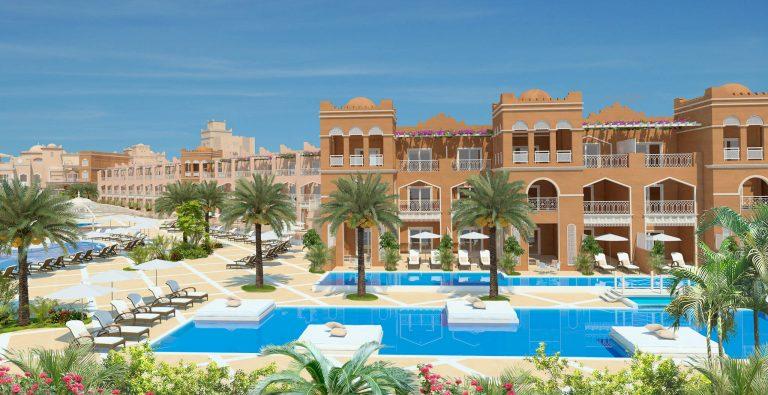 Oferta speciala octombrie: Hurghada cu plecare din Cluj-Napoca - The Grand Palace 5*