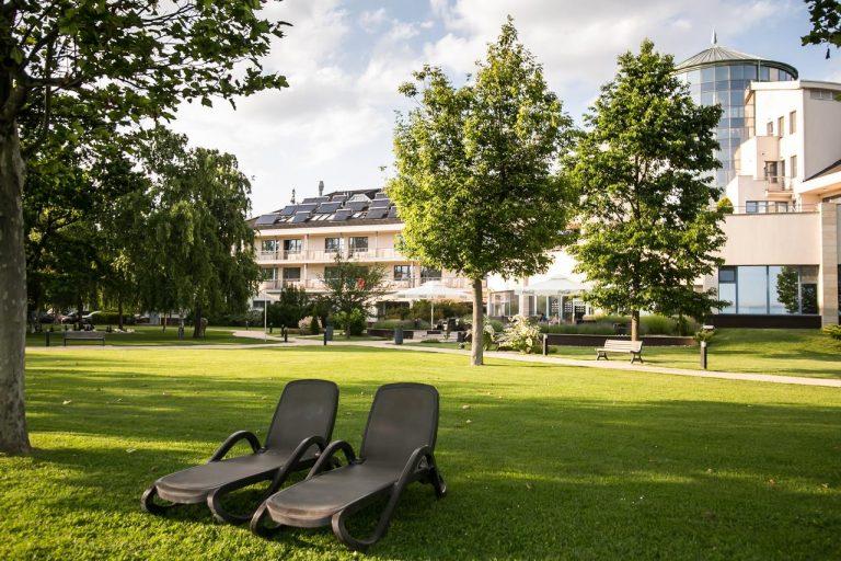 Wellness in Ungaria - Kenese Bay Garden Resort & Conference 4*