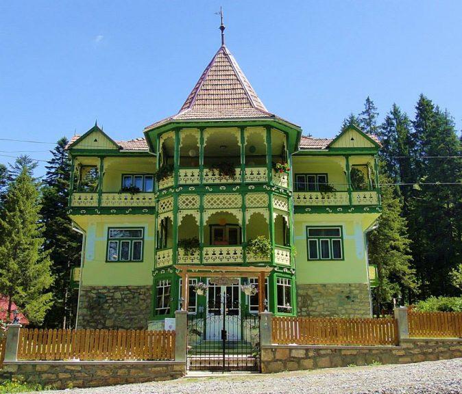 Villa Bella - Borsec