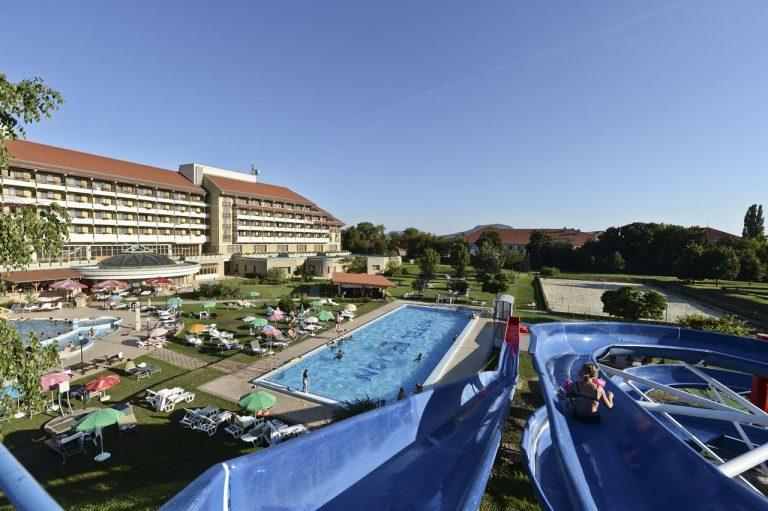 Wellness in Ungaria - Hunguest Hotel Pelion 4*