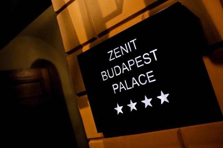 Zenit Budapest Palace 4*