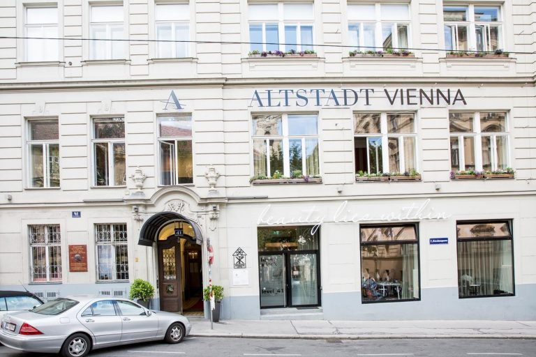 Small Luxury Hotel Altstadt Vienna 4*