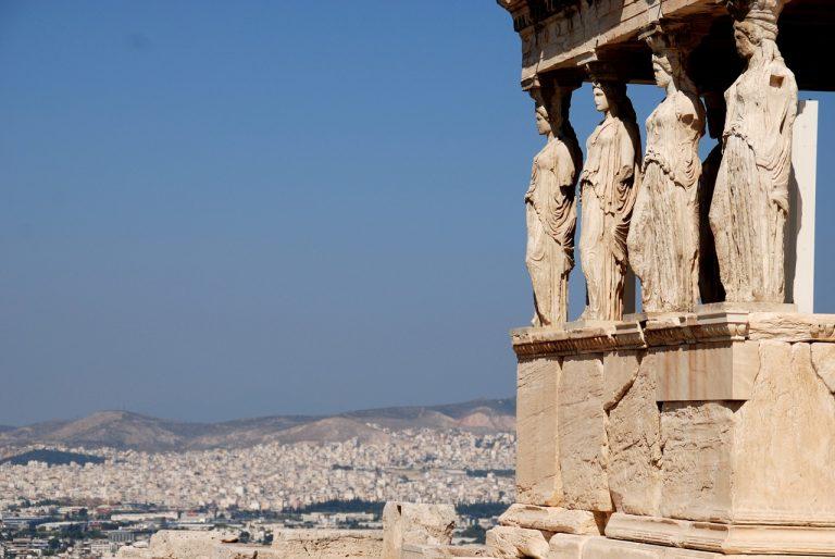 Revelion 2021 la Atena, orasul zeilor