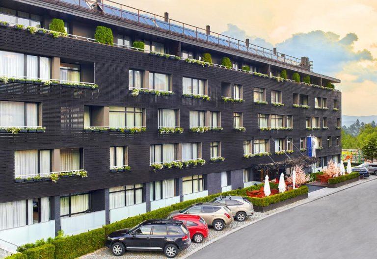 Lucky Bansko Aparthotel SPA & Relax 5*